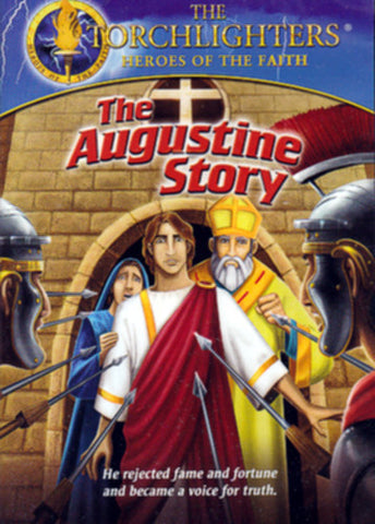 Tourchlighters The Augustine Story DVD