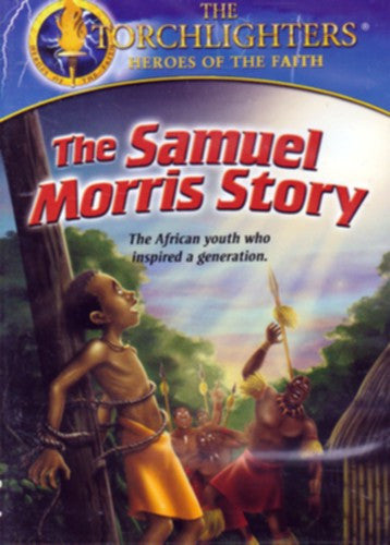 Torchlighter The Samuel Morris Story DVD
