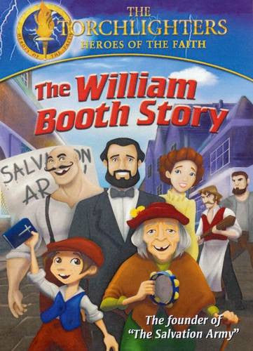 Torchlighters The William Booth Story DVD