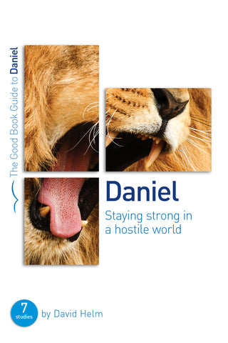 7 Studies: Daniel Staying strong in a hostile world