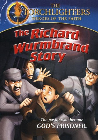 Torchlighters The Richard Wurmbrand Story DVD