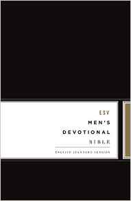ESV Men's Devotional Bible: English Standard Version HB