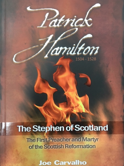 Patrick Hamilron The Stephen of Scotland