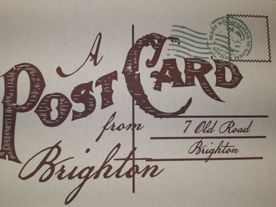 A Postcard From Brighton Sizing Guide