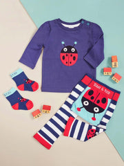 lady bird outfit for 0-4years