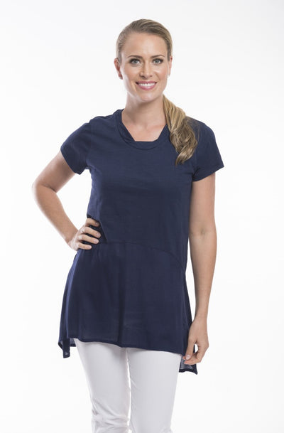 Essential Cotton Tunic