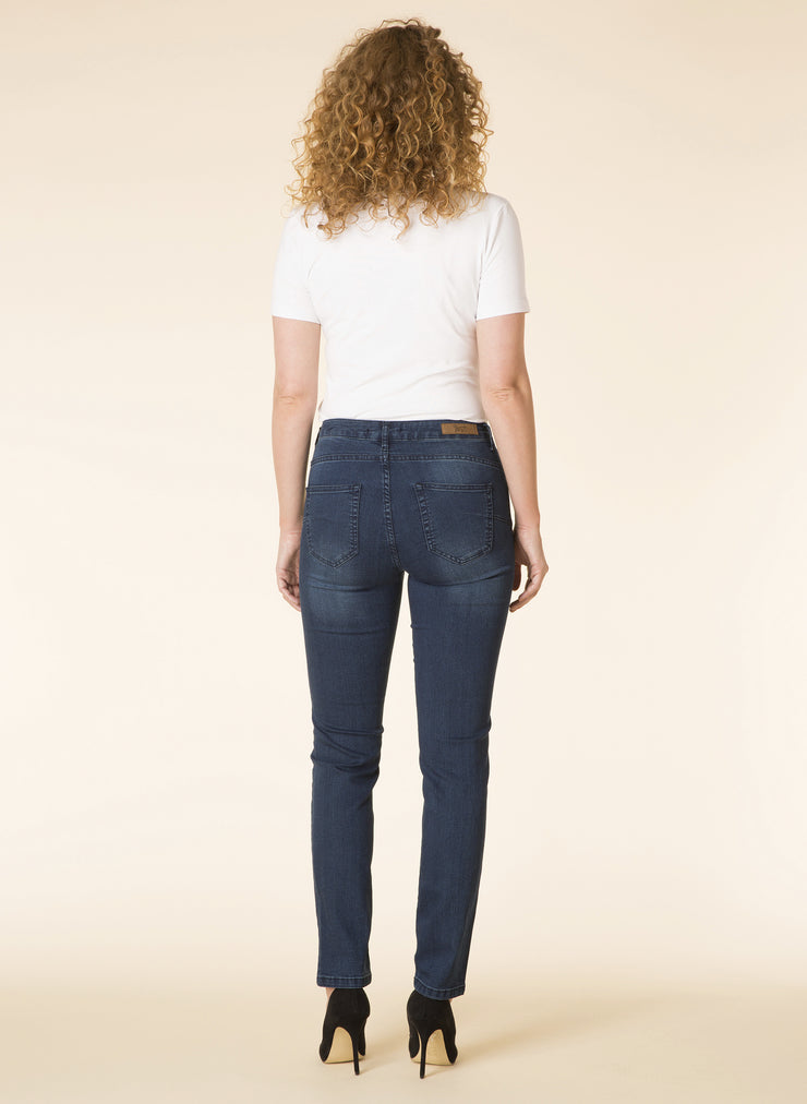 Joy Straight Fit Jeans