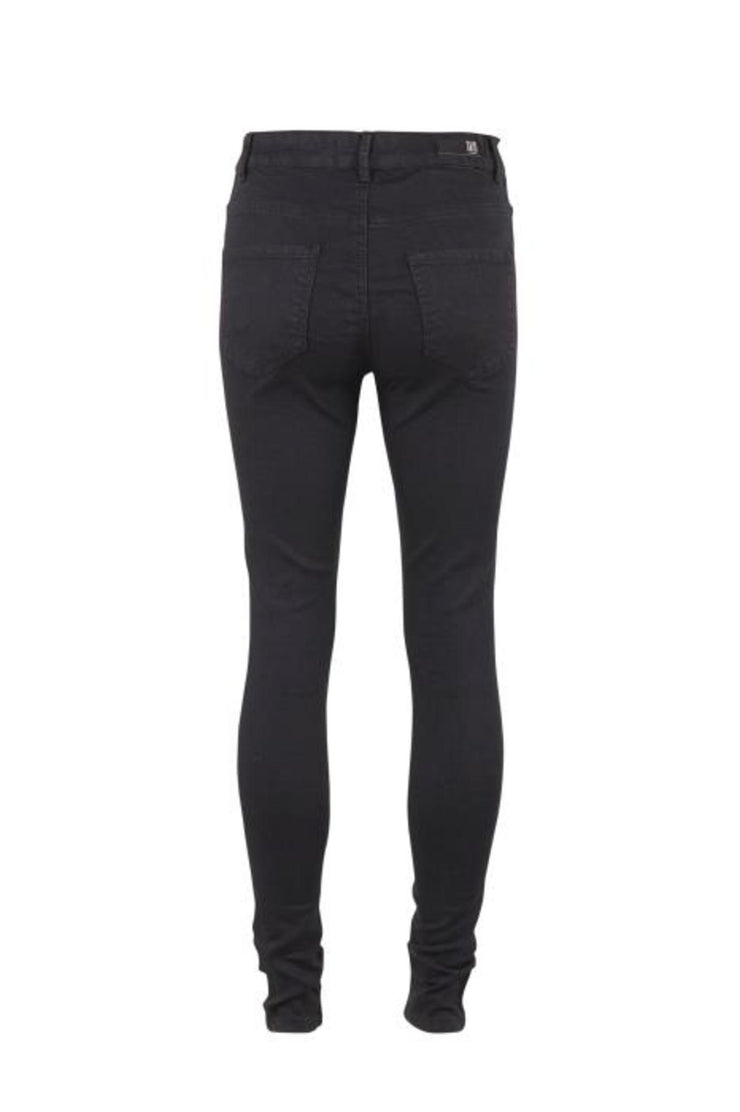 Stretchy High Waisted Jeans