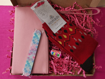 Pink clutch bundle 1