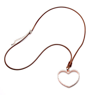 Heart Necklace EN0440
