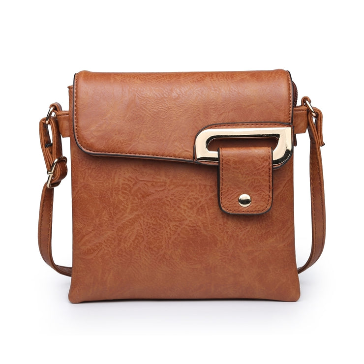 Cross Body Buckle Bag