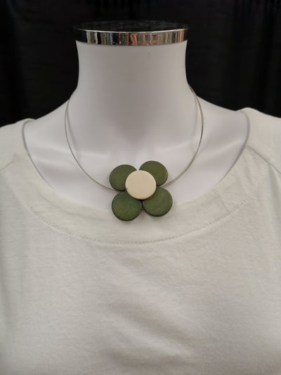 Flower Necklace NK4564/NK4561