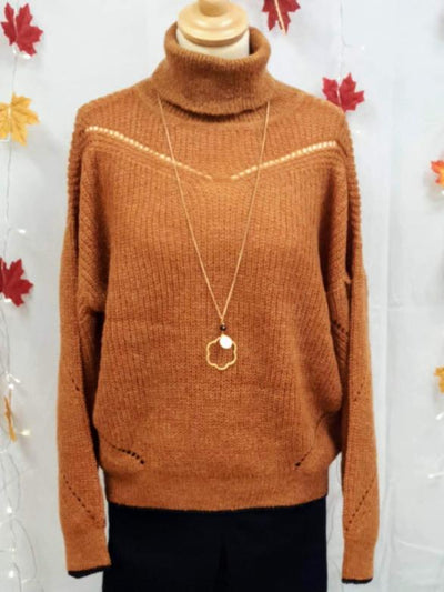 Jumper Rib Knit