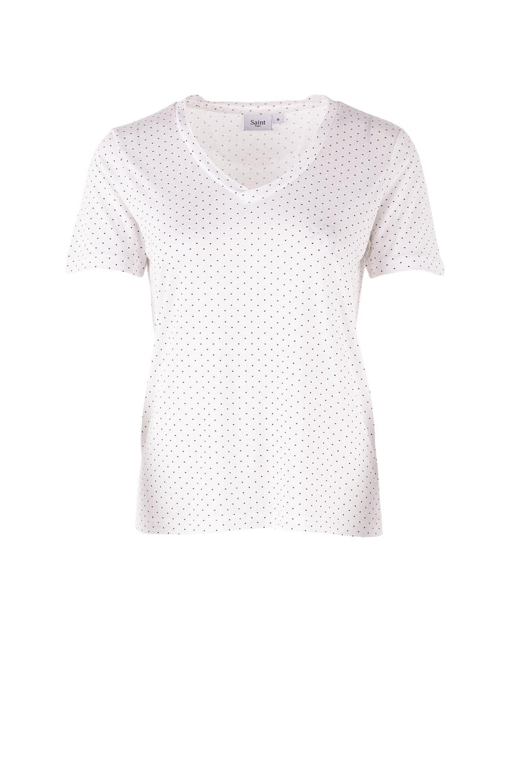 Tiny Dotted T-Shirt