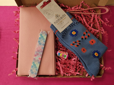 Pink clutch bundle 2