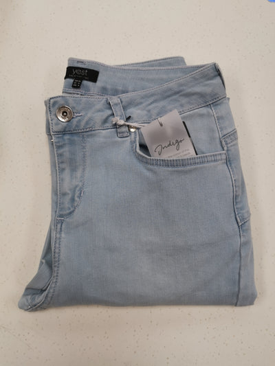 Joy Essential Bleach Blue Jeans