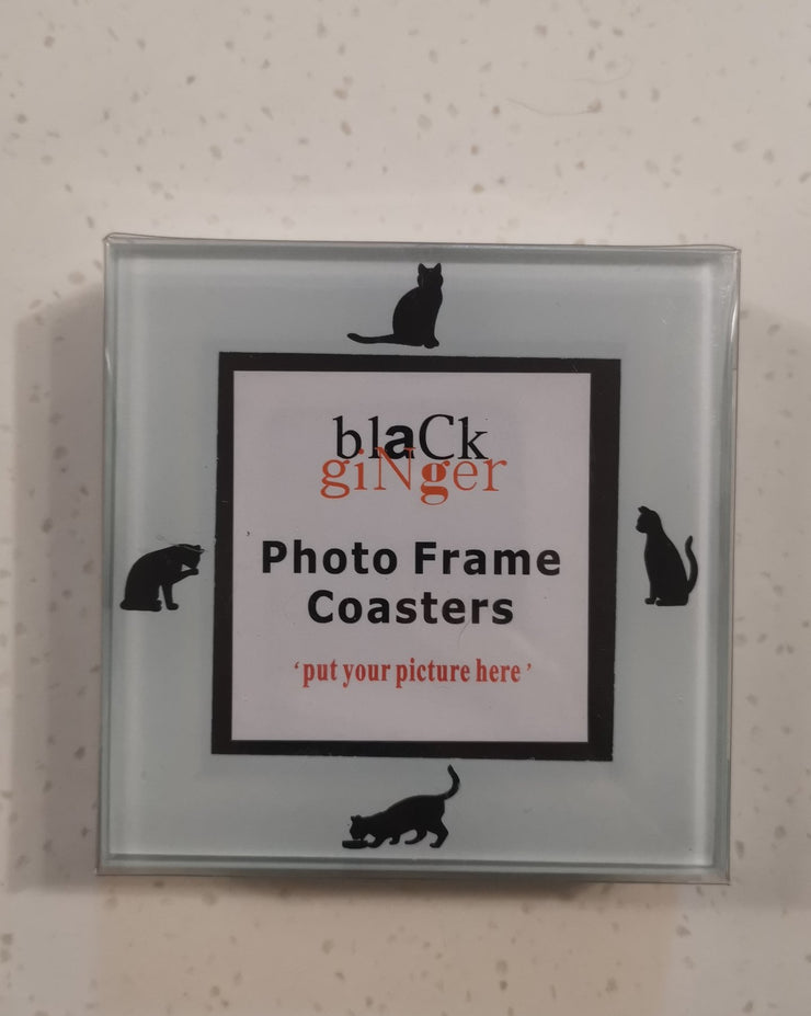 Cat Photo Coaster