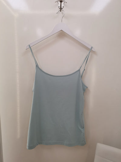 Mint Strappy Top