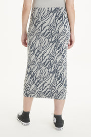 Ada Animal Print Skirt