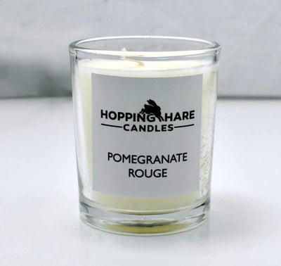 Pomegranate Rouge Candle