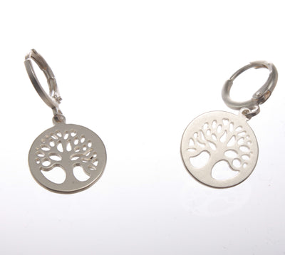 Tree of Life Huggie Earrings ER086