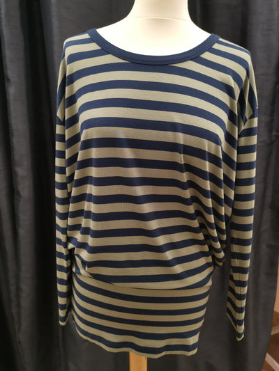 Long Sleeved Top Striped