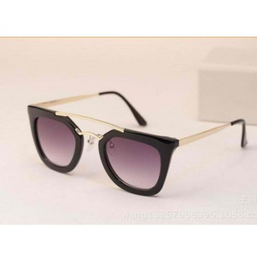 Women Sunglasses Black Fashion Designer
