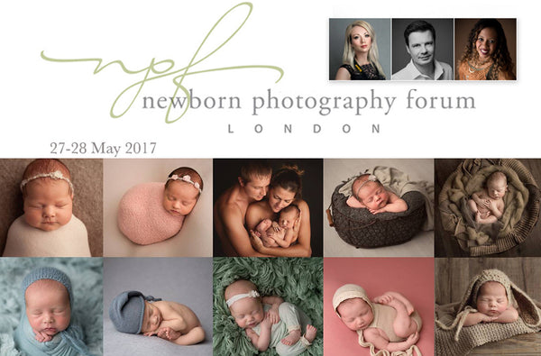 Let me teach you in-person in London this MAY 2017 at the Newborn Photography Forum