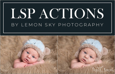 best photoshop newborn actions