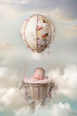 How to composite baby photoshop