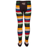 4funkyflavours multicolour stripe tights
