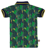 4funkyflavours The Forest leaf t-shirt