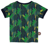 4funkyflavours Love and Rain leaf t-shirt