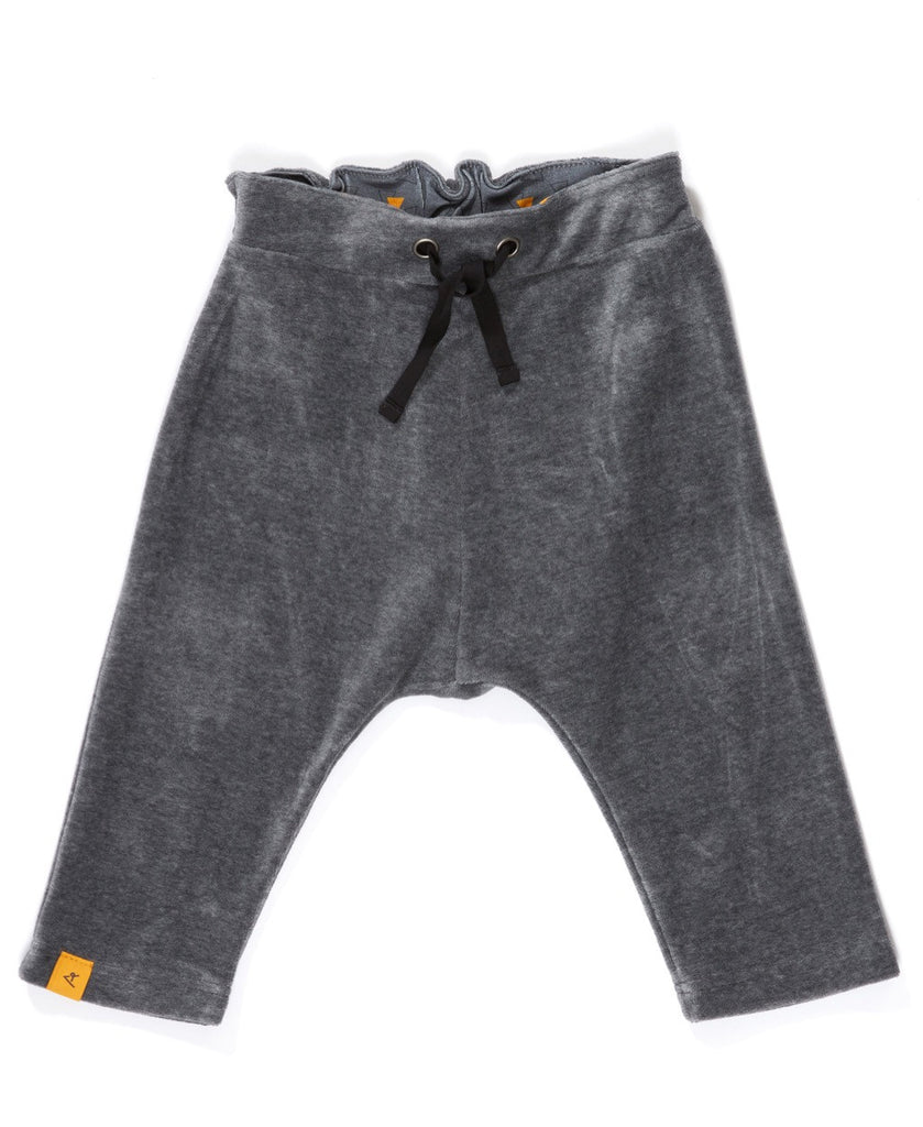 Albababy grey Hallian baby trousers