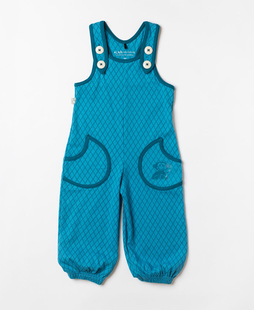 Albababy bluejay harlequin Haddow baggy crawlers
