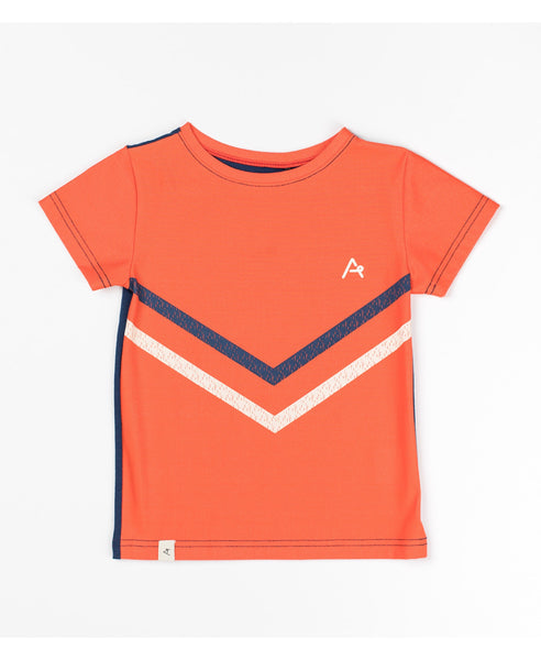 Albababy orange.com Bertram t-shirt