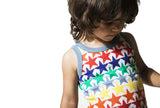 Boys&Girls bright stars vest top