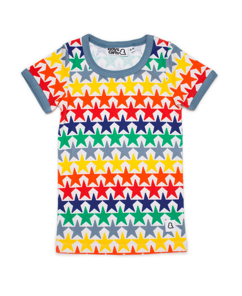 Boys&Girls bright stars t-shirt
