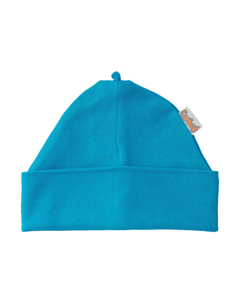 Canboli blue baby hat