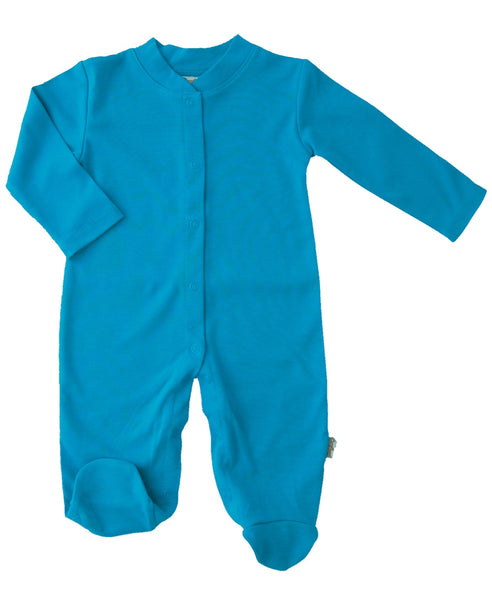 Canboli blue sleepsuit