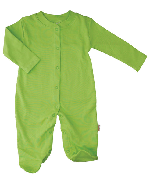 Canboli green sleepsuit