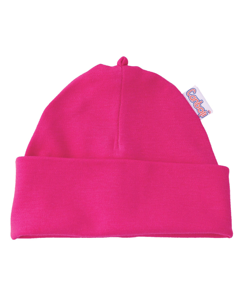 Canboli pink baby hat