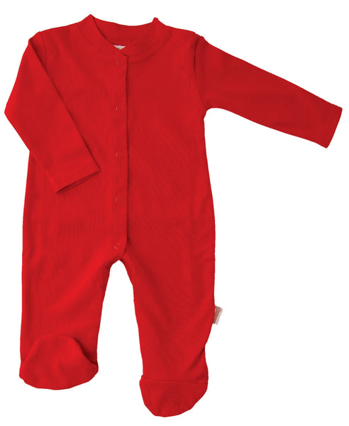 Canboli red sleepsuit