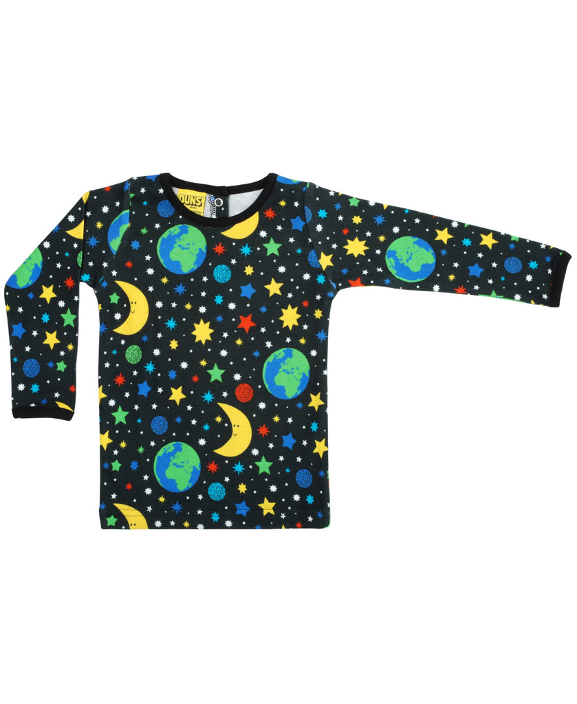 DUNS Sweden black Mother Earth top