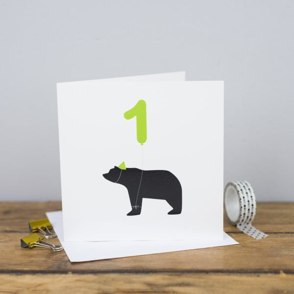 Heather Alstead number birthday card for ages 1-10