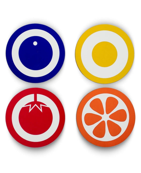 Hokolo fruit placemats