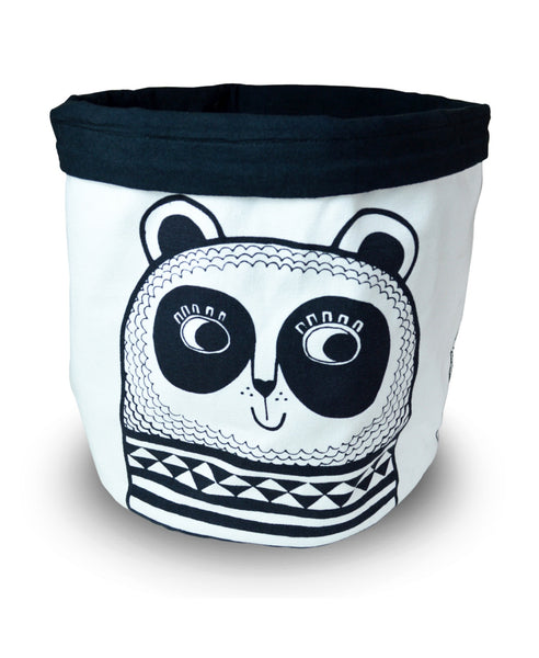 Jane Foster panda large storage bucket