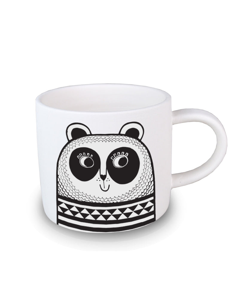 Jane Foster panda mini mug