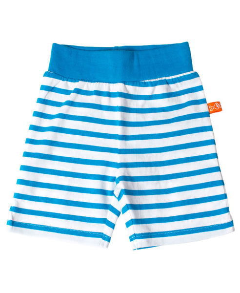 Lipfish blue stripe shorts