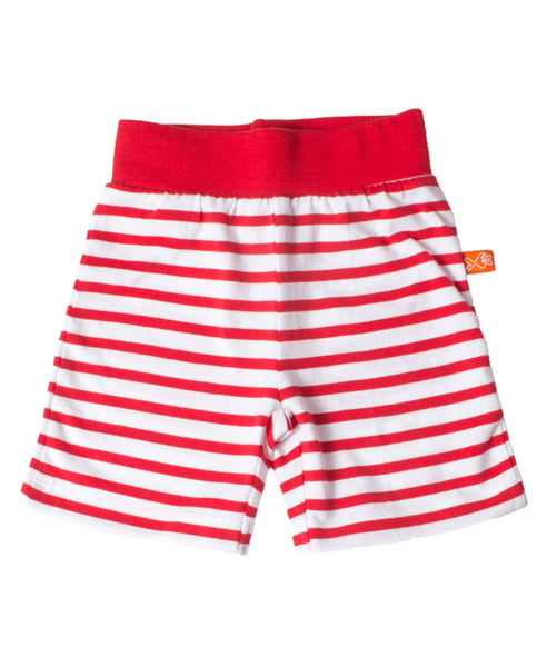 Lipfish red stripe shorts